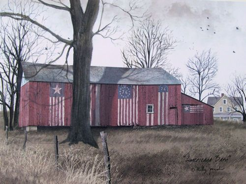 Americana Barn  Billy Jacobs