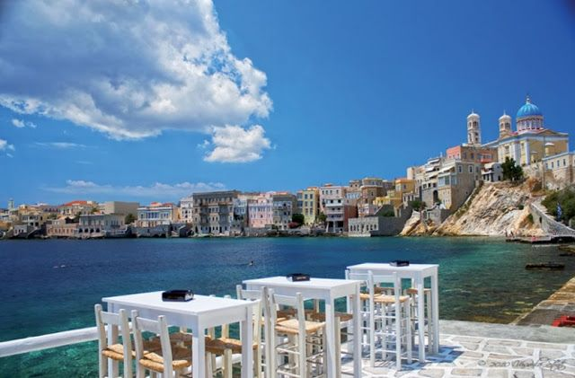 Te Esse: Planning to visit the Greek islands in the summer?...