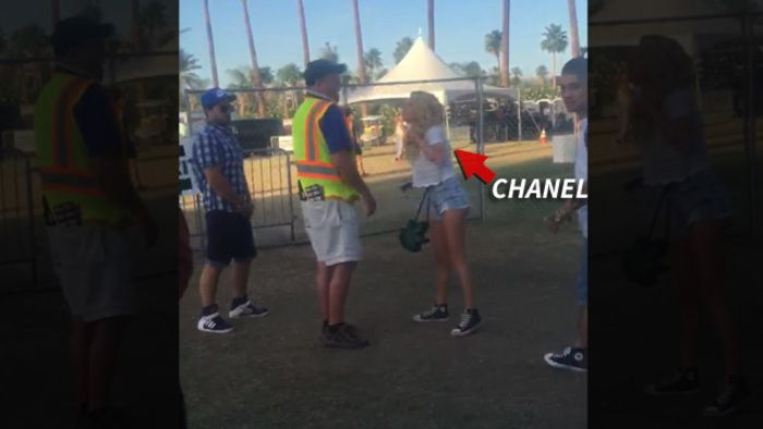 WATCH: Chanel West Coast throws EPIC tantrum after #Coachella denial!