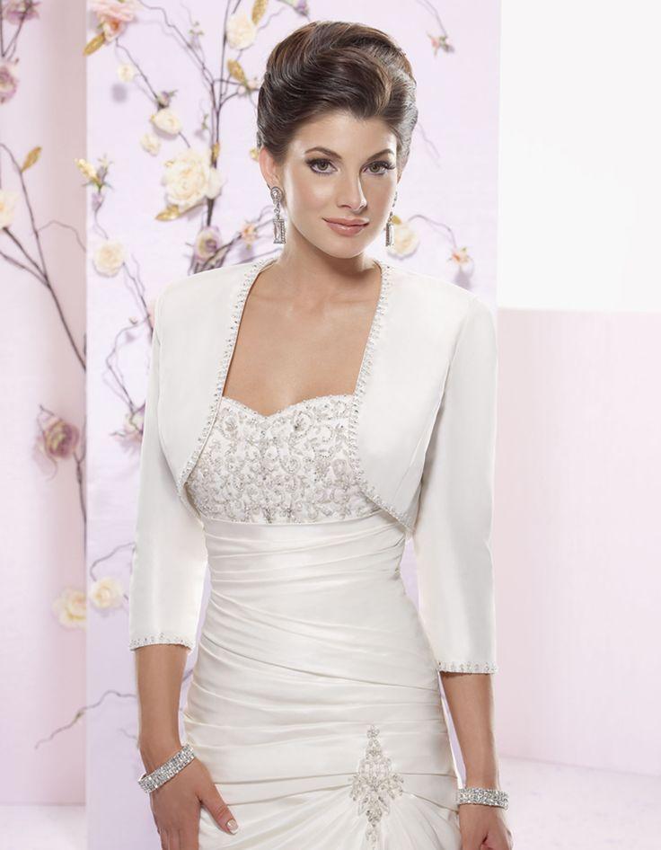 82 best Wedding Dresses, Jackets & Veils images on Pinterest