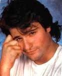 While all the other girls were lusting for Johnny Depp, I was all about Peter Deluise.