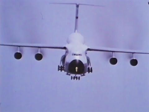 This film relates the story of the Lockheed C-5 Galaxy cargo plane, the worlds largest plane at the time of its introduction. You'll learn about the many problems encountered during its construction, why the plane was manufactured, the unique features of the aircraft and its capabilities. You'll also see roll-out ceremonies and the maiden flight...