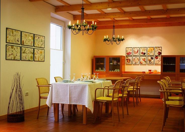 Dining room  http://vallenuova.it