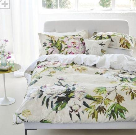 This is GORGEOUS.  https://www.designersguild.com/uk/floreale-grande-natural-bed-linen/p23896