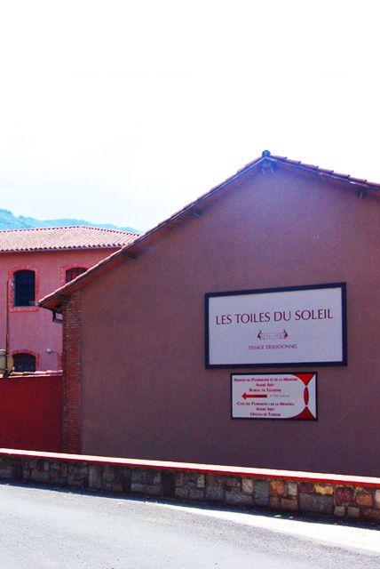 LES TOILES DU SOLEIL Saint-Laurent-de-Cerdans