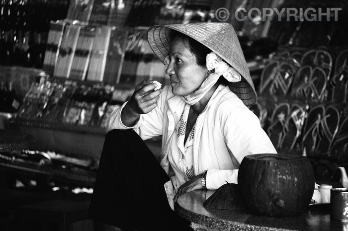 Time Out - Mekong River