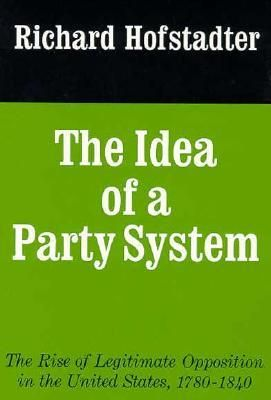 The Idea of a Party System- The Rise of Legitimate Opposition in the United States 1780-1840 by Richard Hofstadter http://www.bookscrolling.com/the-best-books-to-learn-about-president-martin-van-buren/