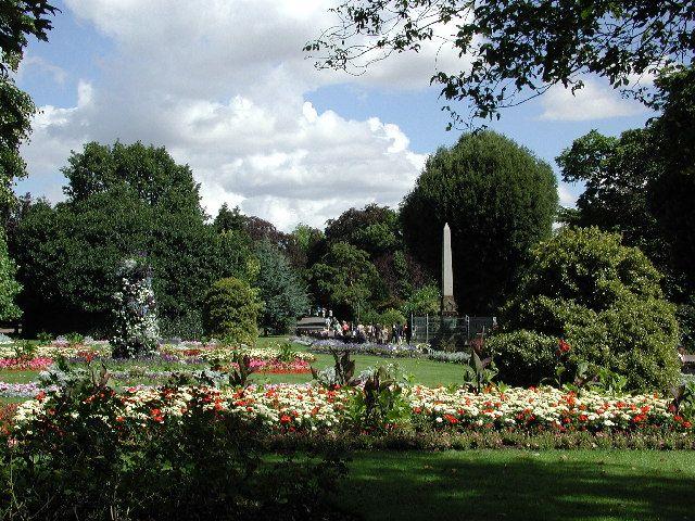Jephson Gardens, Leamington Spa