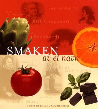 """""""Smaken av et navn"""" av Merete Lie Hoel"""