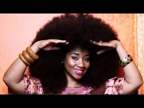 Aevin Dugas: Biggest Afro In The World - Guinness World Records