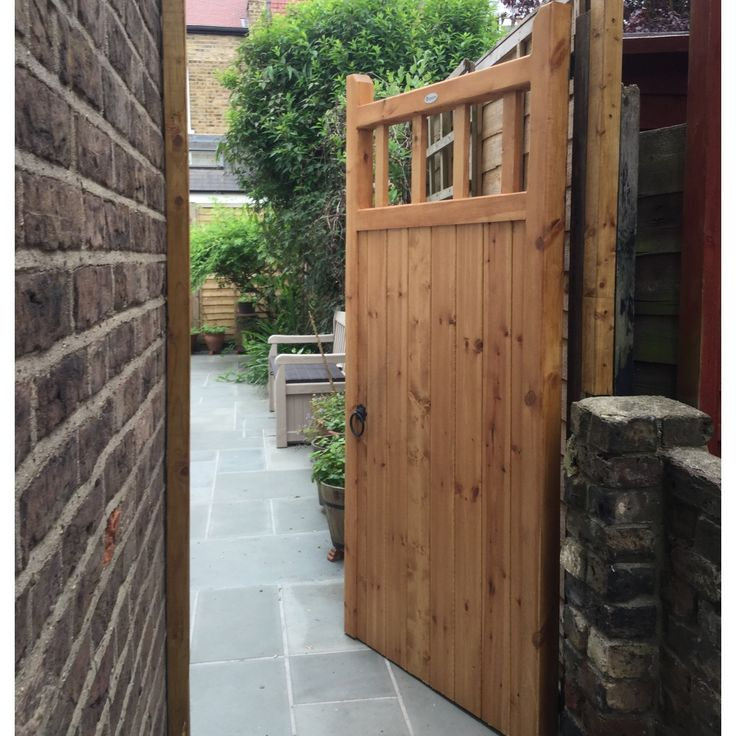 Garden gates and side gates - handcrafted in the UK to any width or height using time served, construction techniques.  Gates and Fences UK offer a full range of gate styles, types and designs constructed from a range of materials inc softwood, hardwood, cedar, wrought iron or metal framed timber infill gates. Full automation and installation offered (if required).   Get inspired - see our designs online.
