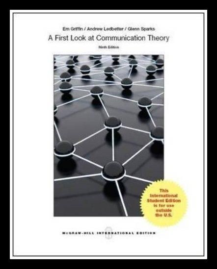 A first look at communication theory 9th edition pdf dolap a first look at communication theory 9th edition pdf fandeluxe Choice Image
