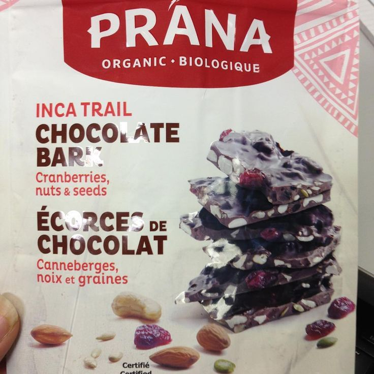 What's this? An empty bag of @pranabio chocolate bark. It did not last long at all as it was that good @socialnature #trynatural #pranachocolate #momsnacks