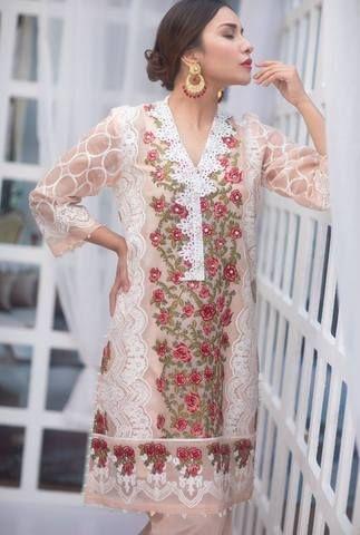 365c073557 Agha Noor Chiffon Dress, Ladies Replica Suits, Replica Shop Online ...
