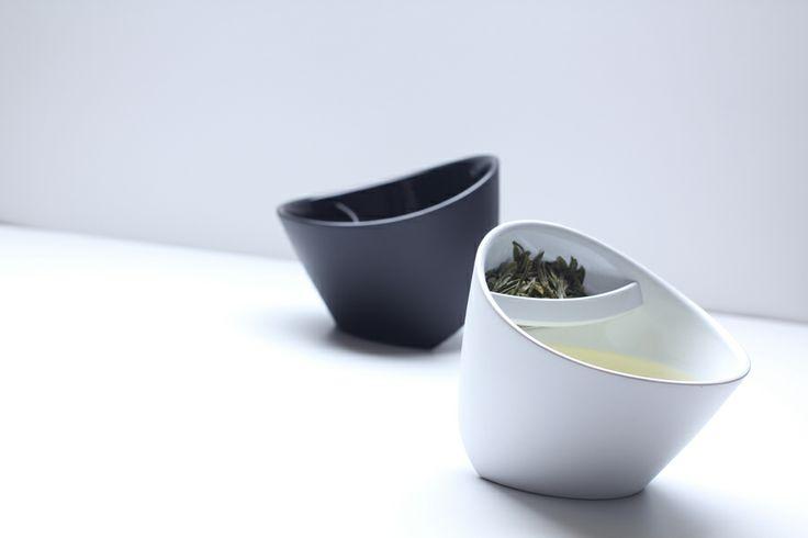 Genius tea cup