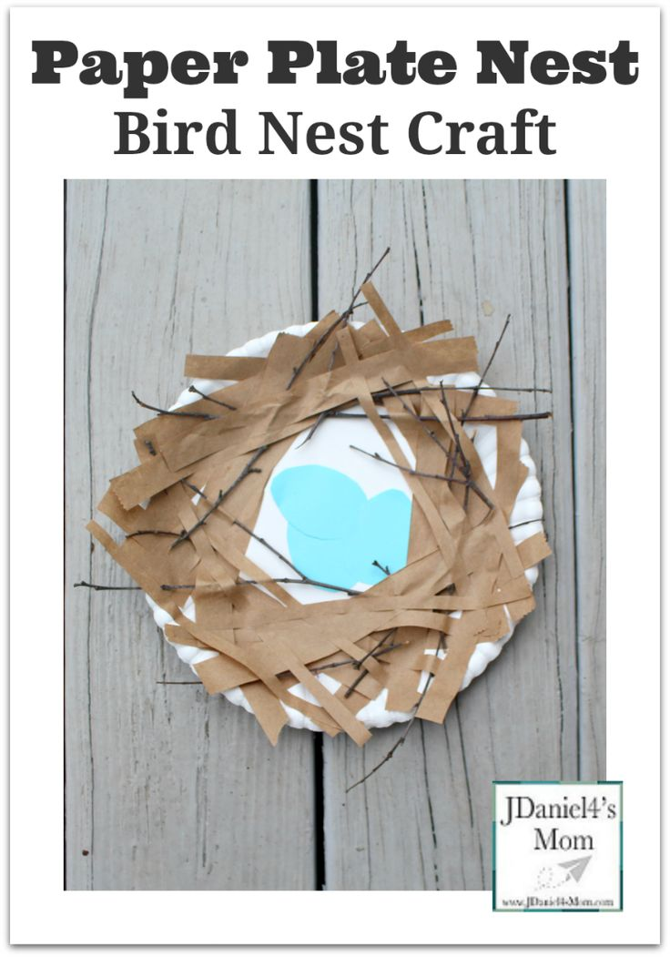 Spring crafts on pinterest a selection of the best ideas for Craft model with waste material