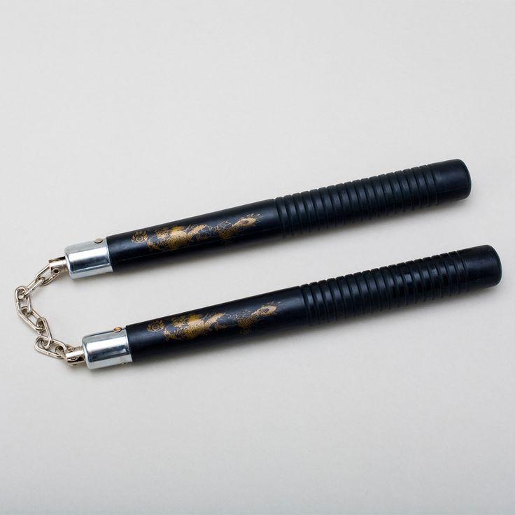 martial arts weapons | ... Nunchaku » Nunchaku » Martial Arts Weapons » Oriental Weaponry