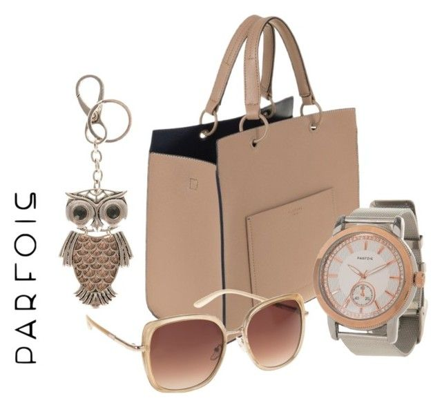"""""""Beige"""" by parfois-online on Polyvore"""