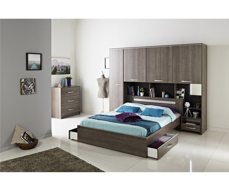 Comprar Cajones para dormitorio Roma | Precio Cabeceros y camas Tuco.net
