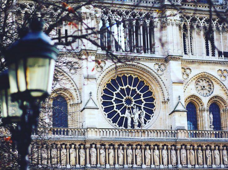 Notre Dame. Paris.
