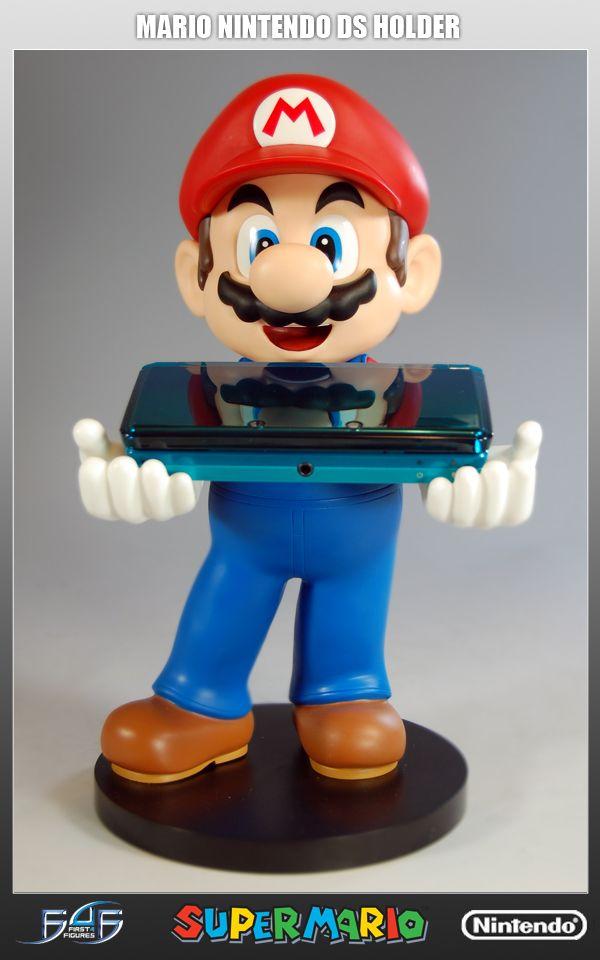 Mario Nintendo DS Holder - OH I SOOOO want this!