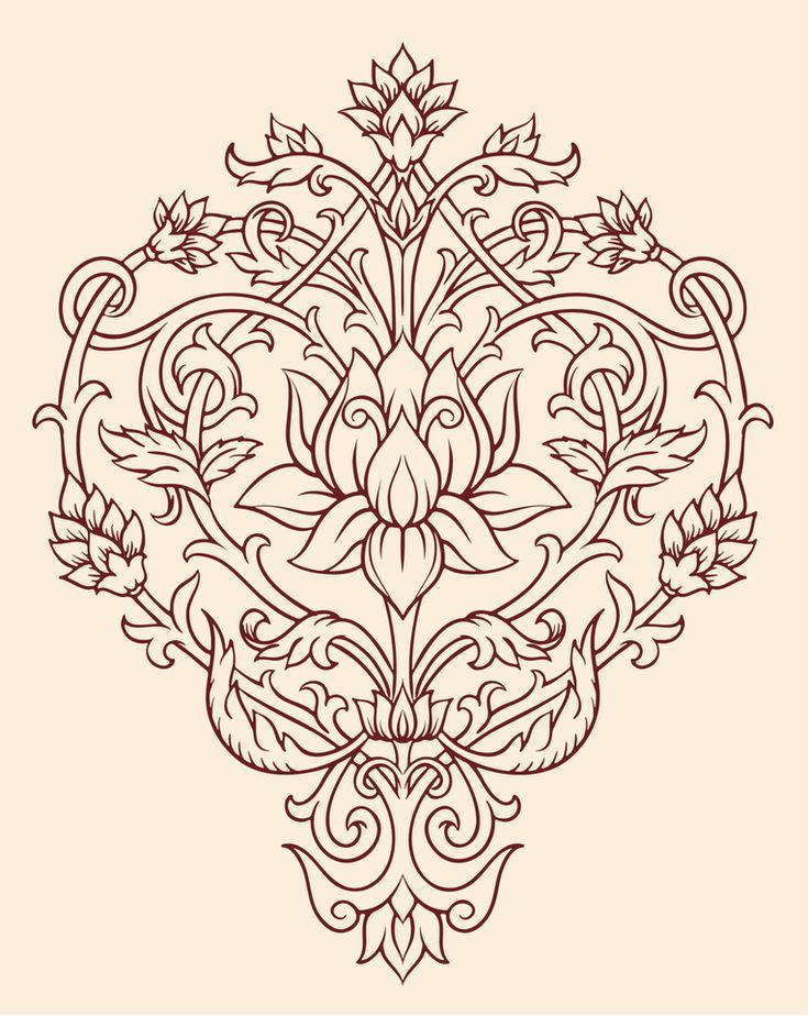 Significados de los tatuajes de flor de loto