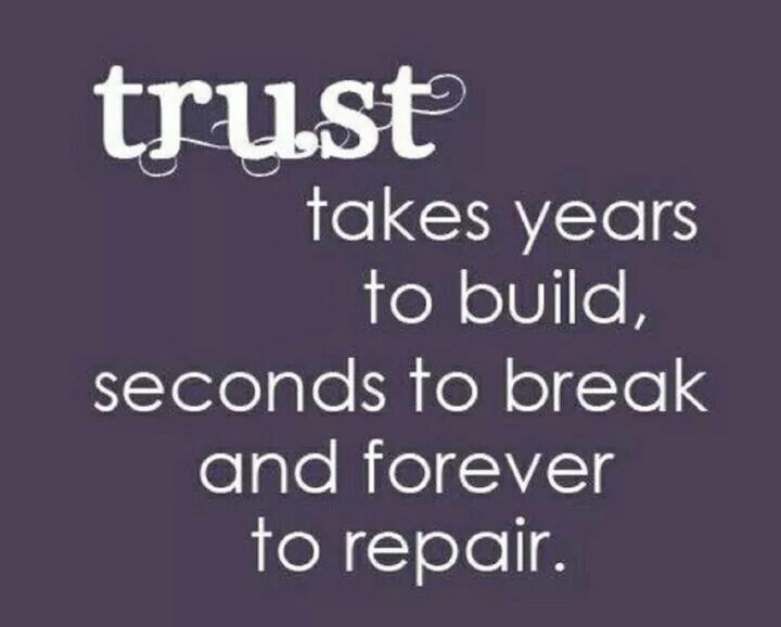 Quotes On Friendship Trust And Love: The 25+ Best Relationship Trust Quotes Ideas On Pinterest