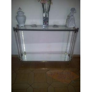 comprar muebles de entrada de cristal para casa de segunda mano mueble entrada espejo