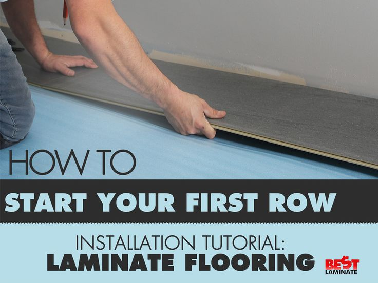 Laminate Flooring Installation Tutorial How To Install