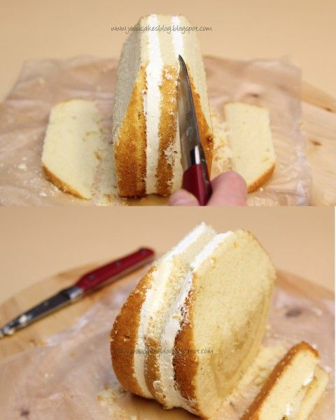 How to Make a Little Purse Cake