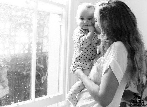Став матерью, женщина навсегда лишает себя права быть слабой ☝ / Новые дети