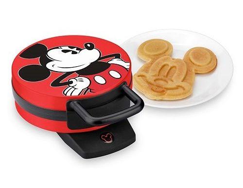 Disney Mickey Mouse Waffle Maker #GiftIT #Kohls