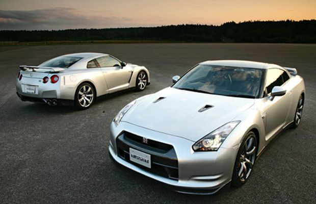 9. R35 Nissan GT-R - The 50 Greatest Japanese Sports Cars | Complex