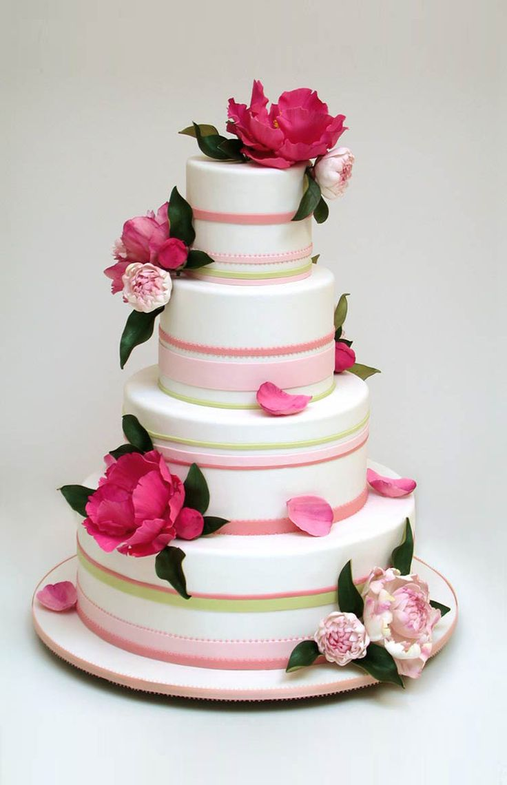 1855 best Wedding Cakes Beautifully Designed images on Pinterest ...