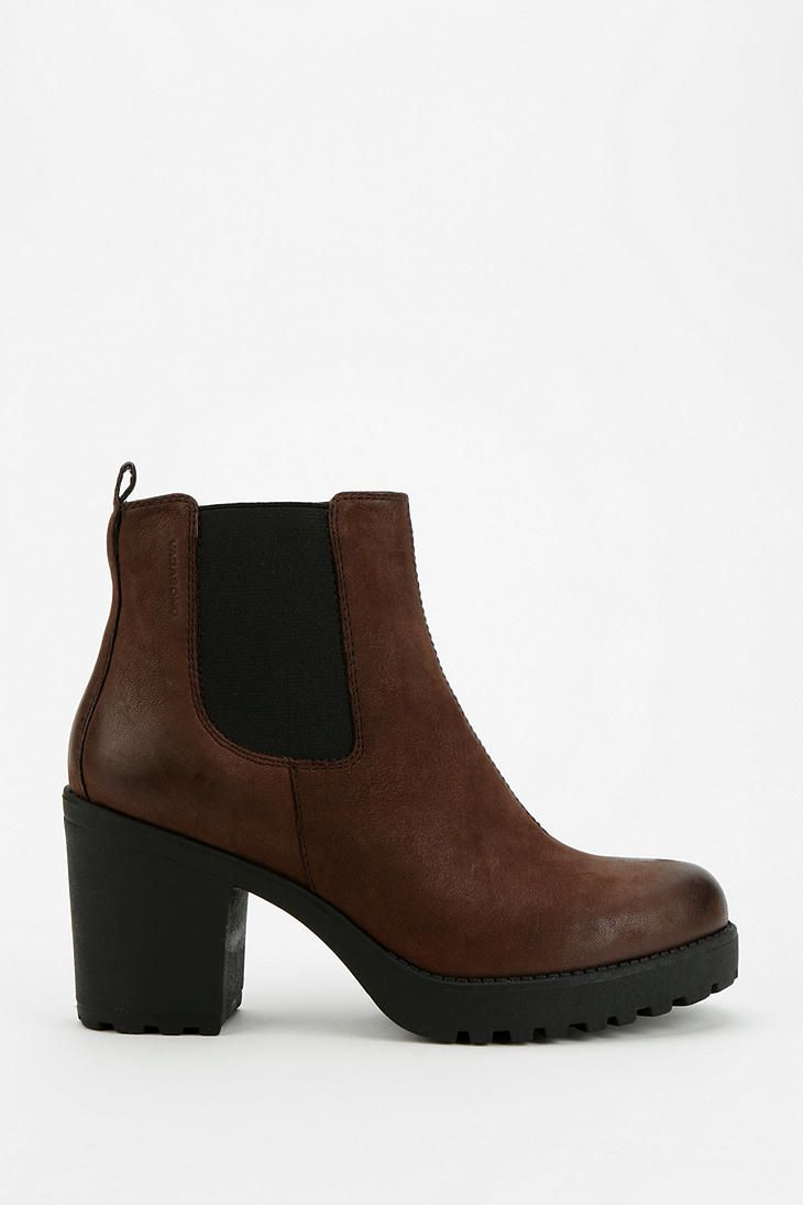 vagabond grace leather ankle boot shoes pinterest leather grace o 39 malley and ankle boots. Black Bedroom Furniture Sets. Home Design Ideas