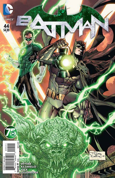 Batman (2011) Issue #44