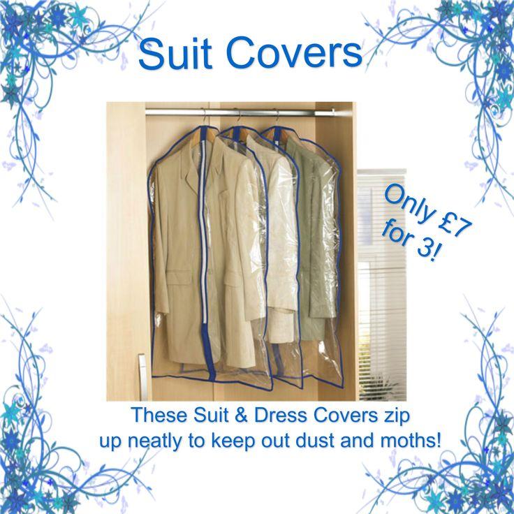 Suit & Dress Covers