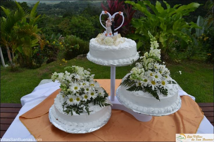 We can plan all the details of your #costaricawedding including #weddingcake