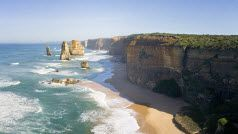 The Twelve Apostles, just off The Great Ocean Road, Victoria, #Australia