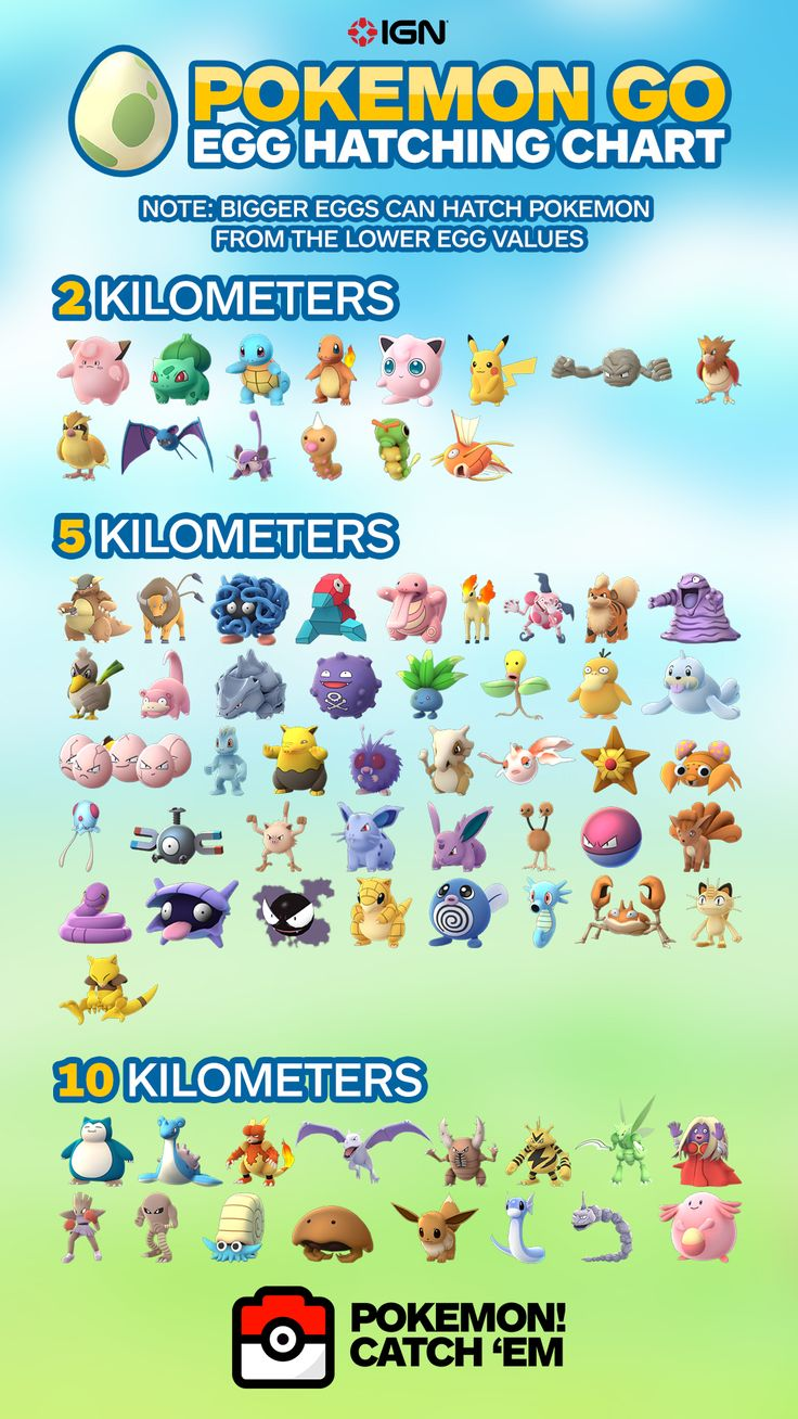 Eggs and Hatching - Pokemon GO: In Pokemon GO, you can often find Eggs in the wild, usually by interacting with PokeStops to find free items. There are different kinds of Pokemon Eg...