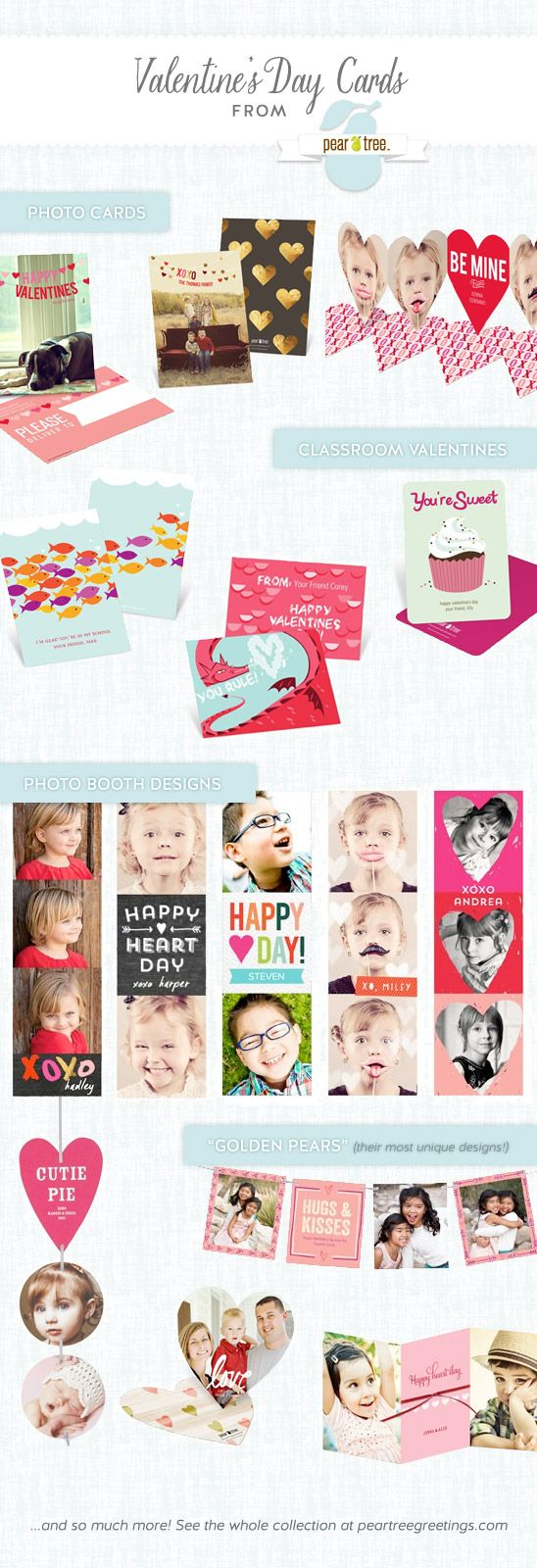 If you're on the hunt for adorable kids Valentine's Day cards, Pear Tree Greetings has a full collection and we're giving two of our readers a $50 code to pick their favorites!