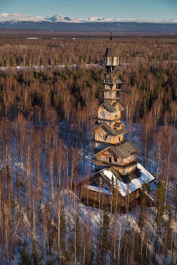Goose Creek Tower by Phillip Weidner