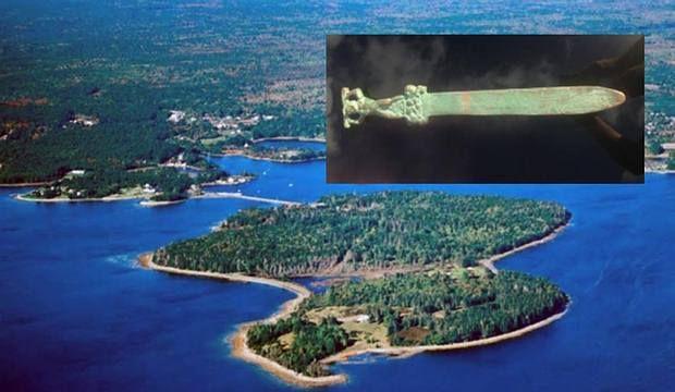 Espada romana descubierta en naufragio evidencia visitas al continente Americano 1000 años antes de Colón