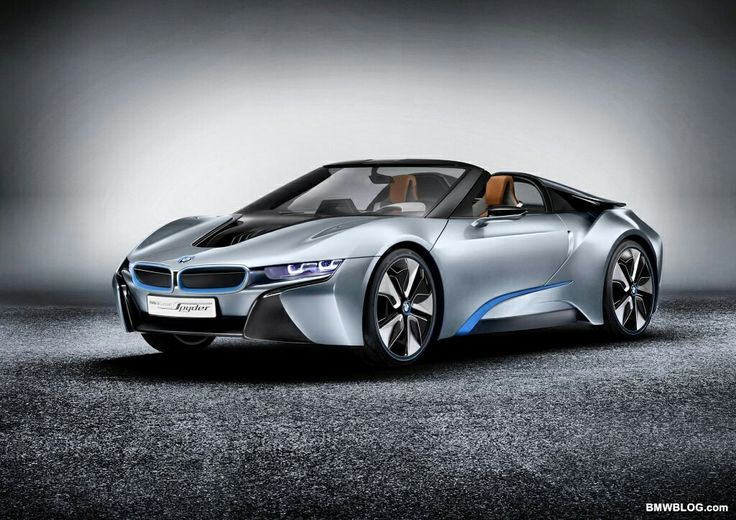 """""""The BMW i8 Spyder will be the most exciting BMW in 2017""""   http://www.bmwblog.com/2016/12/29/the-bmw-i8-spyder-will-be-the-most-exciting-bmw-in-2017/   #cars #bmwi8spyder #BMW #bmwi8 #hybrid #BMWHighLights2016 #carporn #supercar #carbuyer #auto #autos #motoring #car #driving #driver #motors #motor #carfinance #finance #motoring #racing #racingday #motorhead #motoringnews"""