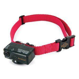 PetSafe Deluxe Bark Collar - http://www.thepuppy.org/petsafe-deluxe-bark-collar-2/