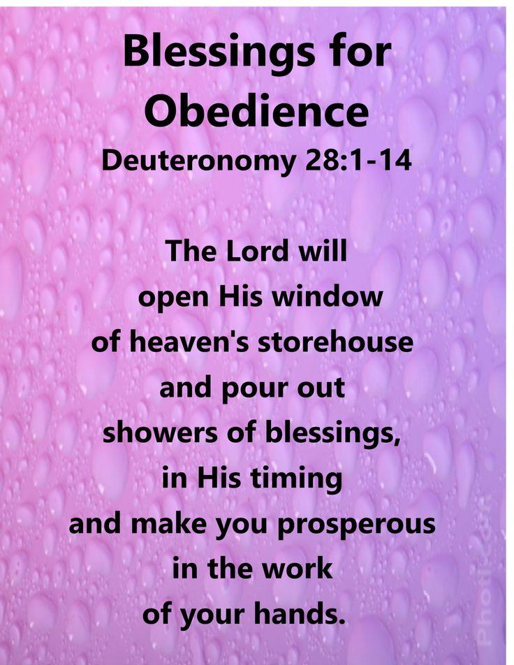 35 best Deuteronomy images on Pinterest | Bible scriptures ...