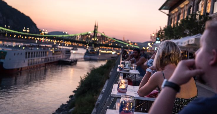 5 new terrace hangouts for late-summer lounging in Budapest