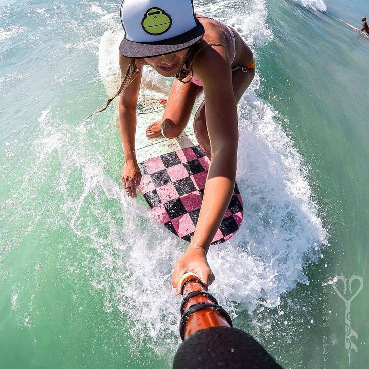 Beast mode with @keyana.poki Shot with the newest GoPro innovation from KNEKT // Your source for GoPro, Drone & Smartphone Camera & Tech Gear // www.GoWorx.com