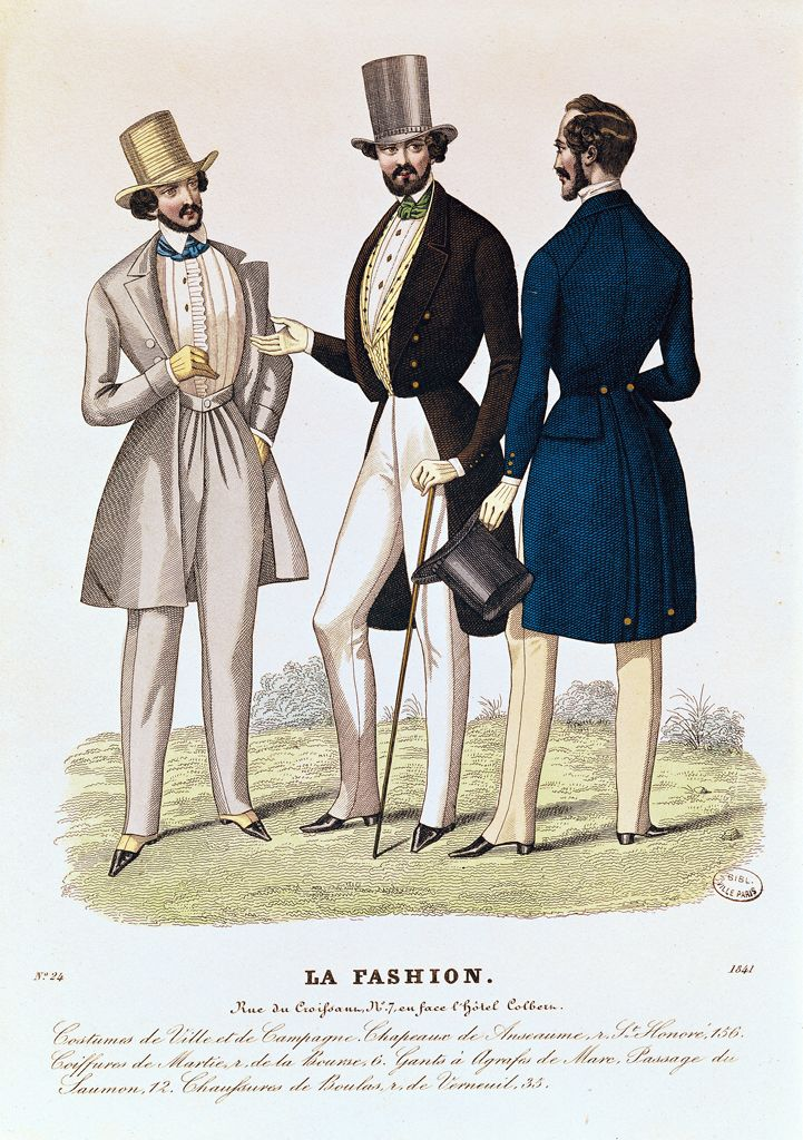 history of fashion 1800 1840 For those who could afford regular new outfits, women's fashions changed enormously and rapidly through the 1800s - in fact, in the later 1800s, experts can easily date clothes to within a year or two.