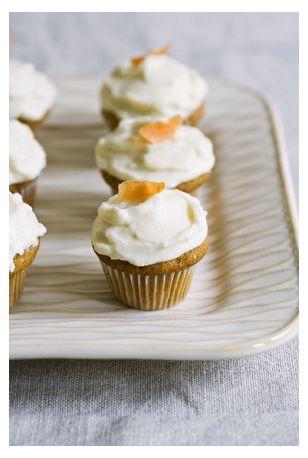 Carrot Cupcakes   Cupcakerecepten.nl